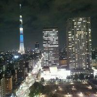 Photo taken at ロッテシティホテル錦糸町 by San1203_k on 11/9/2012