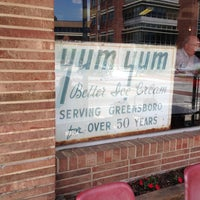 Photo taken at Yum Yum Better Ice Cream by Terry K. on 5/15/2013