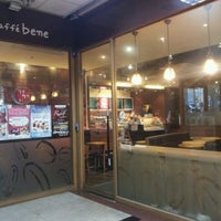 Photo taken at Caffé bene by 재희Jay 홍. on 11/14/2012