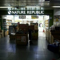 Photo taken at 네이처리퍼블릭 by 재희Jay 홍. on 11/1/2012