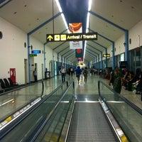 Photo taken at Bandaranaike International Airport (CMB) by Aaah N. on 9/22/2012