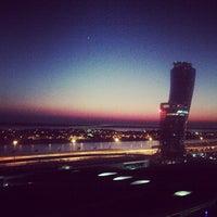 Photo taken at Aloft Abu Dhabi by Moutaz G. on 12/18/2012