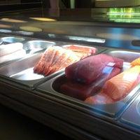 Photo taken at Akiko Sushi Bar & Restaurant by Milan on 11/23/2012