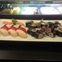 Photo taken at Akiko Sushi Bar & Restaurant by Milan on 11/10/2012