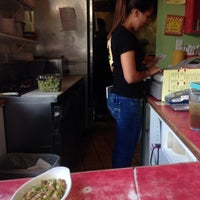 Photo taken at Gringo's Taqueria by Paul B. on 10/4/2013