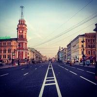 Снимок сделан в Невский проспект пользователем Андрей М. 7/14/2013