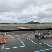 Photo taken at Rotorua International Airport (ROT) by Emma H. on 1/30/2017