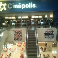 Photo taken at Cinépolis by Luis A. on 9/19/2012