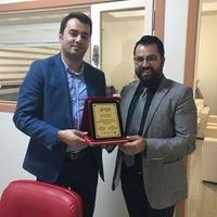 Photo taken at Isil Ozel Egitim Ve Rehabilitasyon Merkezi by Ercan E. on 4/19/2017