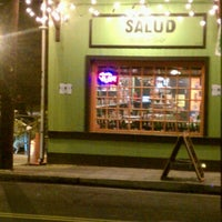 Photo taken at Salud Beer Shop by Russ C. on 12/30/2012