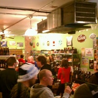 Photo taken at Salud Beer Shop by Russ C. on 12/22/2012