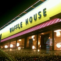 Photo taken at Waffle House by Russ C. on 12/17/2012