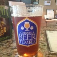 Photo taken at Carolina Beer Temple by Matt F. on 7/3/2013