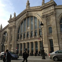 Photo taken at Paris Nord Railway Station by Victor on 6/3/2013