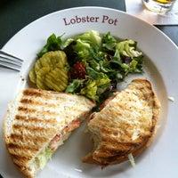 Photo taken at The Lobster Pot by Jenn K. on 10/12/2012