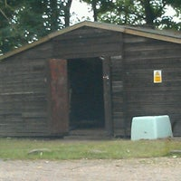 Photo taken at the boat shed by Gareth R. on 6/27/2013