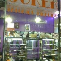 Photo taken at Joker Tatttoo MDQ by Camm D. on 11/2/2012
