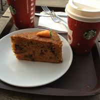 1/5/2013 tarihinde Merve E.ziyaretçi tarafından Starbucks'de çekilen fotoğraf