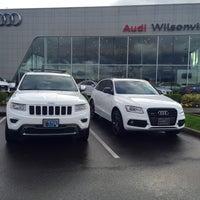 Audi Wilsonville Wilsonville OR - Wilsonville audi