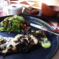 Photo taken at Apoala | Mexican Cuisine by Christian R. on 10/30/2013