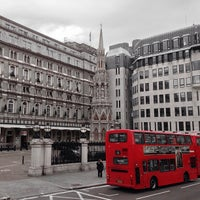 Photo taken at London by Ali H. on 6/1/2013