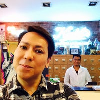 Photo taken at Kiehl's by Biboy A. on 8/27/2014