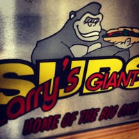 Photo taken at Larry's Giant Subs by Frank A. on 1/30/2013
