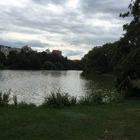 Foto tomada en Lietzenseepark por H. Alpay K. el 8/11/2016