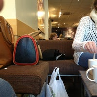 Photo taken at Starbucks by Nastya E. on 3/2/2013