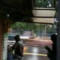 Photo taken at Jalan Raya Bogor by Nur F. on 12/23/2012