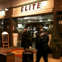 Photo taken at Caffe' Elite by Fabio M. on 12/2/2012