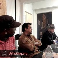 Photo taken at WonderRoot Community Art Center by Dtm F. on 11/9/2014