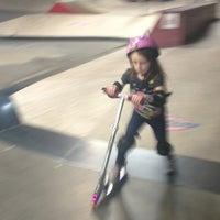 Photo taken at Skatelab Skatepark by Tee B. on 11/24/2013