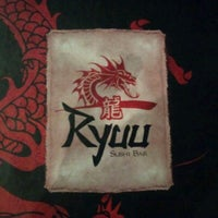 Foto tirada no(a) Ryuu Sushi Bar por Bruno Nassar em 10/6/2012