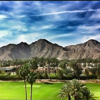 Photo taken at Renaissance Indian Wells Resort & Spa by Scott A. on 4/7/2013