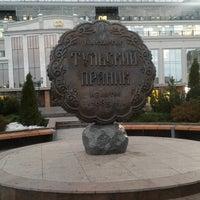 Photo taken at Памятник прянику by C on 10/28/2017