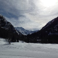 Photo taken at Lillaz, Cogne by Rossella Ross S. on 3/10/2013