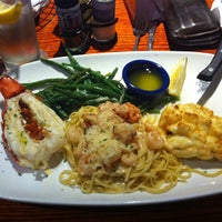 Photo taken at Red Lobster by Samantha and Mike T. on 4/15/2013
