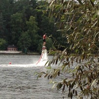 Photo taken at Flyboard by 🐽 Анна Р. on 8/25/2013