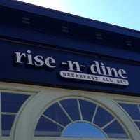 Photo taken at Rise-n-Dine by Stephen F. on 10/21/2012