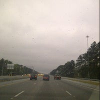 Photo taken at I-95 & US-17 by Ellie C. on 3/23/2013