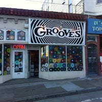 รูปภาพถ่ายที่ Grooves โดย David K. เมื่อ 9/25/2013