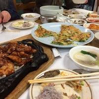 Photo taken at Evergreen Restaurant by David K. on 2/16/2014