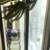 Photo taken at Gate 129 by Sündos K. on 3/23/2017