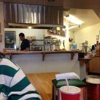 Photo taken at Burger Hut by Tina S. on 12/23/2012
