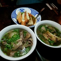Photo taken at Hà Nội House by Maggie L. on 1/25/2017
