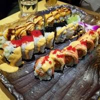 Photo taken at Zen Ramen & Sushi by Maggie L. on 4/6/2018