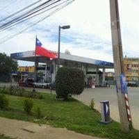 Photo taken at Copec by pamela a. on 9/17/2012
