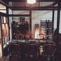 Photo taken at 燻製茶房 燻香廊 by Carol L. on 10/19/2015
