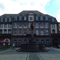 9/9/2013にJennifer B.がRathaus Heidelbergで撮った写真